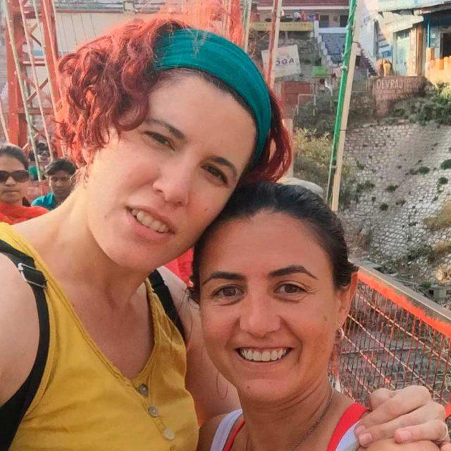 hay un antes y un después del viaje que realizamos a la India con Patri