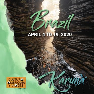 Brazil: April 4 to 19, 2020