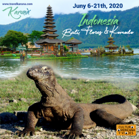 Indonesia: Bali, Flores & Komodo – Juny 6-21th – Cancelled