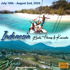 Indonesia: Bali, Flores & Komodo – July 18th – August 2nd – Cancelled